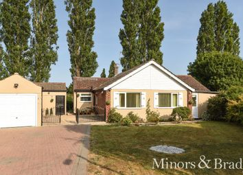 Thumbnail 5 bed detached bungalow for sale in Willow Way, Martham, Great Yarmouth