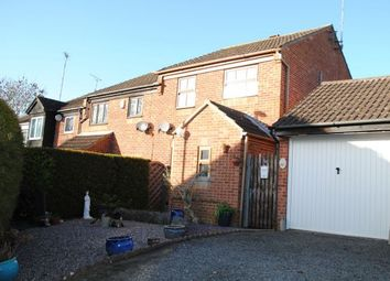 Thumbnail 3 bed end terrace house for sale in Redland Drive, Kingsthorpe, Northampton