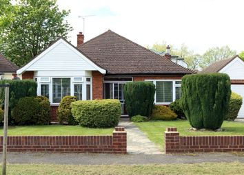 Thumbnail 3 bed detached bungalow for sale in Bassett Close, Sutton, Surrey