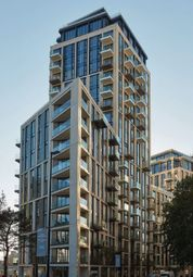Thumbnail 1 bed flat to rent in 308 Admiralty House, London Dock, London
