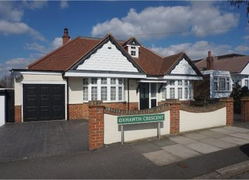 Thumbnail 4 bed detached bungalow for sale in Oxhawth Crescent, Bromley