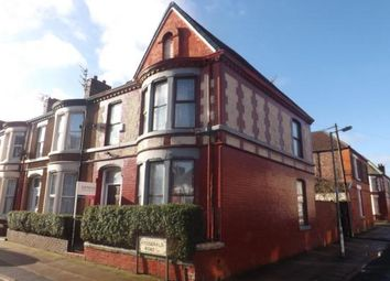 Thumbnail 3 bedroom end terrace house for sale in Fitzgerald Road, Liverpool