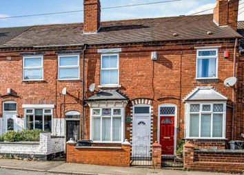 Thumbnail 2 bed terraced house for sale in Beaumont Road, Halesowen, West Midlands