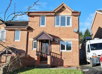 Thumbnail 3 bed semi-detached house to rent in 23 Livia Way, Lydney, Gloucestershire