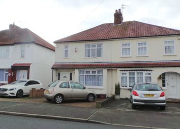 Thumbnail 3 bed semi-detached house to rent in Newlyn Road, Welling