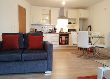 Thumbnail 1 bedroom flat to rent in Frobisher House, Westgate, Peterborough