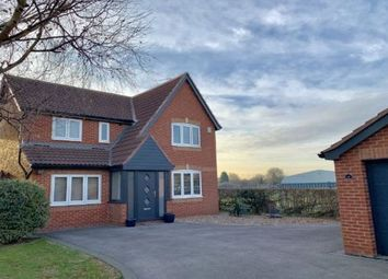 Thumbnail 4 bed detached house to rent in Bruce Drive, West Bridgford, Nottingham