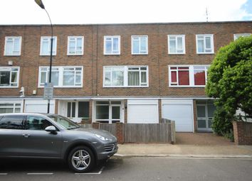 Thumbnail 4 bed property to rent in Trevanion Road, London