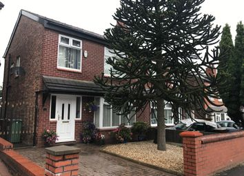 Thumbnail 3 bed semi-detached house for sale in Poolstock Lane, Wigan