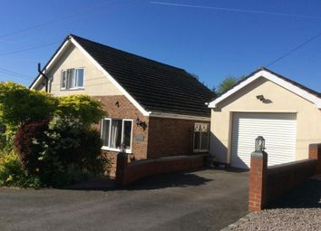 Thumbnail 3 bed detached bungalow for sale in Llanwarne, Hereford