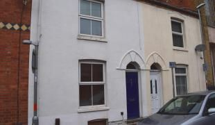 Thumbnail 4 bed shared accommodation to rent in Military Road, Northampton