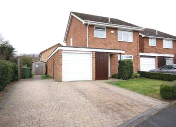 Thumbnail 3 bed detached house to rent in Knightswood, Woking
