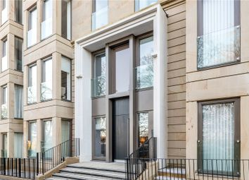 Thumbnail 3 bed flat for sale in Park Quadrant, Glasgow