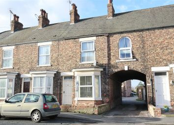 Thumbnail 3 bed terraced house for sale in Main Street, Hemingbrough, Selby