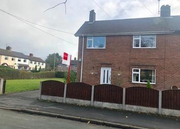 Thumbnail 2 bed semi-detached house for sale in Coronation Avenue, Alsager, Stoke-On-Trent