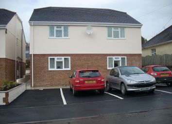 Thumbnail 1 bed flat to rent in Paull Road, Bodmin