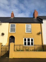 Thumbnail 3 bed terraced house for sale in Charles Street, Milford Haven, Sir Benfro
