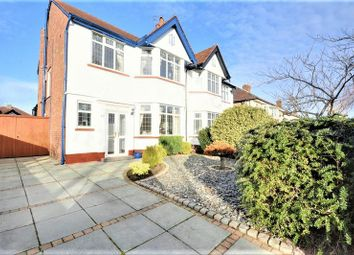 Thumbnail 3 bed semi-detached house for sale in Carisbrooke Drive, Southport
