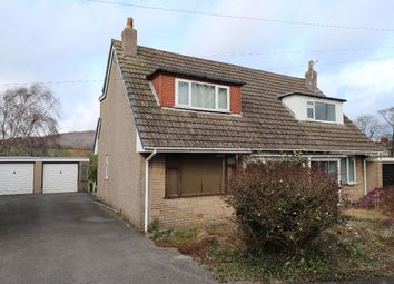 Thumbnail 2 bed semi-detached house for sale in Hazelmount Drive, Millhead, Carnforth
