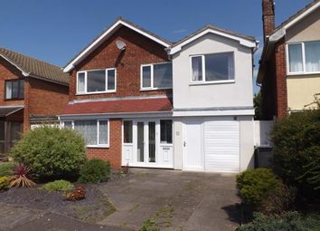 Thumbnail 4 bedroom detached house for sale in Bladon Crescent, Alsager, Stoke-On-Trent