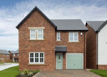 """Thumbnail 4 bedroom detached house for sale in """"Sanderson"""" at Finchale, County Durham, Finchale, County Durham"""