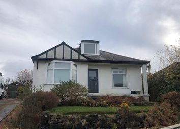Thumbnail 3 bed detached bungalow to rent in Ashlea Drive, Giffnock, Glasgow