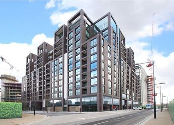 Thumbnail Studio for sale in Freshwater Apartments, The Plimsoll Building, Kings Cross