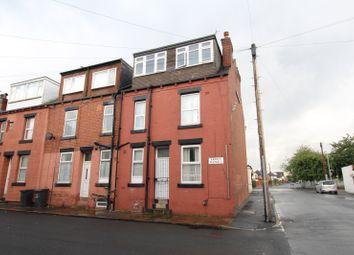 Thumbnail 2 bed end terrace house for sale in Barkly Avenue, Leeds, West Yorkshire