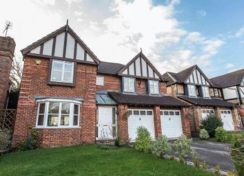 Thumbnail 5 bed detached house for sale in Bluebell Drive, Newcastle-Under-Lyme