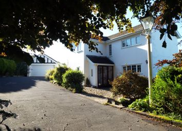 Thumbnail 4 bed detached house for sale in Whitecroft, The Downs, Reynoldston, Gower, Swansea
