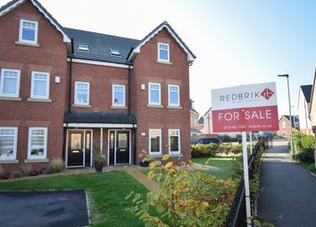 Thumbnail 4 bed semi-detached house for sale in Lescar Road, Rotherham