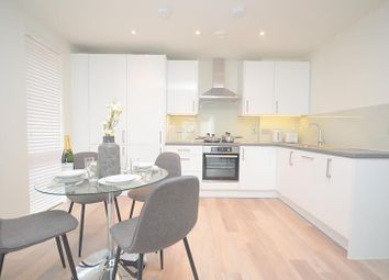 Thumbnail 2 bed flat to rent in Winterberry Court, North Street, Hornchurch