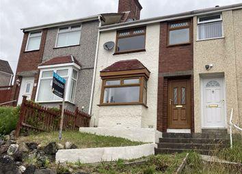2 bed terraced house for sale in Slate Street, Morriston, Swansea SA6