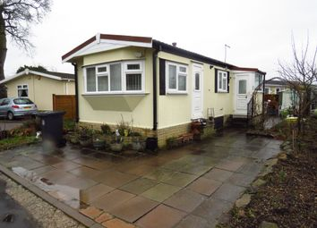 Thumbnail 1 bed mobile/park home for sale in Wootton Hall, Wootton Wawen, Henley-In-Arden