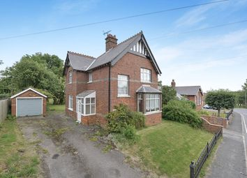 Thumbnail 2 bed detached house for sale in York Road, Fridaythorpe, Driffield