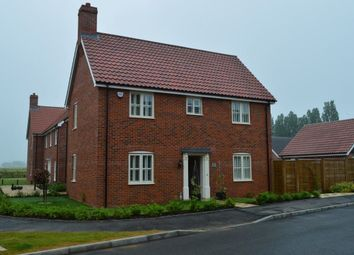 Thumbnail 3 bedroom property to rent in Jeckells Road, Stalham, Norwich