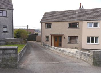 Thumbnail 3 bed semi-detached house for sale in Quoybanks Crescent, St. Ola, Kirkwall