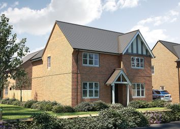 "Thumbnail 4 bed detached house for sale in ""The Houghton"" at Manchester Road, Congleton"