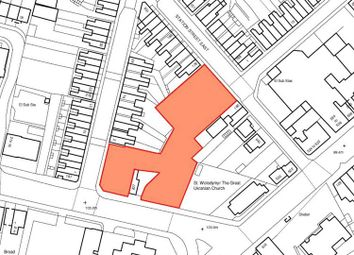 Thumbnail Land for sale in Land At Station Street East, Broad Street And Princess Street, Foleshill, Coventry