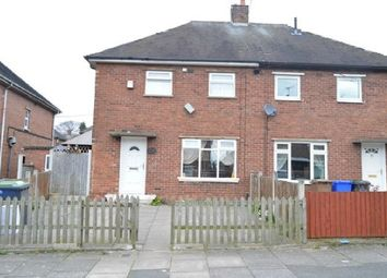 Thumbnail 2 bed semi-detached house for sale in Hatfield Crescent, Blurton, Stoke On Trent