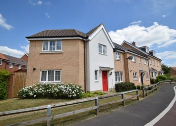 Thumbnail 3 bed link-detached house for sale in Buttercup Walk, Red Lodge, Bury St Edmunds