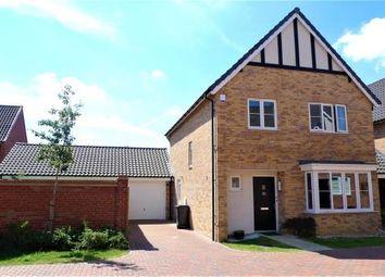 Thumbnail 4 bed link-detached house for sale in St Pauls Drive, Kedington, Haverhill