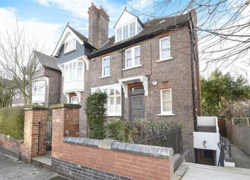 Thumbnail 3 bed flat for sale in Daleham Gardens, London