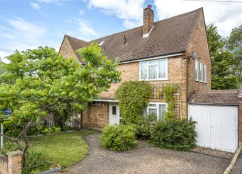 Thumbnail 3 bedroom semi-detached house for sale in Haileybury Road, Orpington