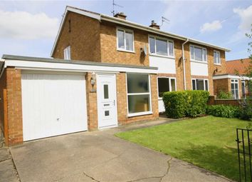 Thumbnail 3 bed semi-detached house for sale in Town Street, South Leverton, Nottinghamshire
