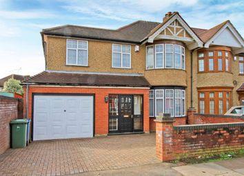 Thumbnail 4 bed semi-detached house for sale in College Avenue, Harrow Weald, Harrow
