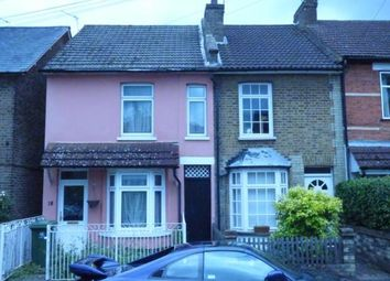 Thumbnail 2 bed end terrace house for sale in Nascot Street, Watford, Hertfordshire, .