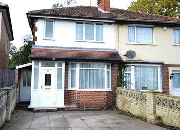 Thumbnail 3 bed semi-detached house to rent in Thurlestone Road, Longbridge, Birmingham