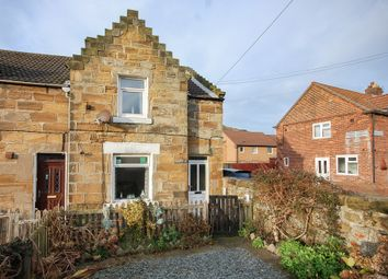 Thumbnail 2 bed end terrace house for sale in Stone Row, Skinningrove