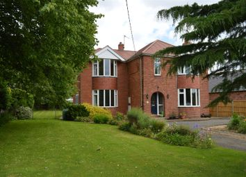 Thumbnail 4 bedroom detached house for sale in Chapel Lane, Leasingham, Sleaford